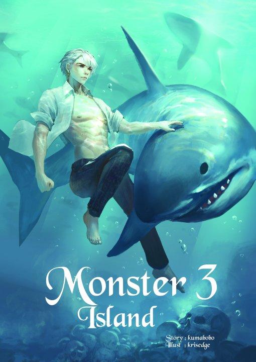 Monster island 3 เกาะสัตว์ประหลาด + เล่มเล็ก