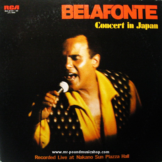 Harry Belafonte - Belafonte Concert in Japan