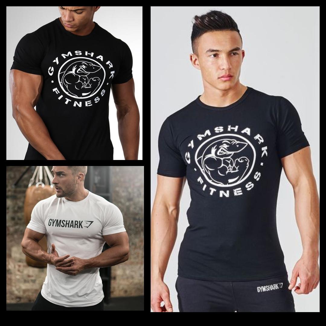 The Gymshark Fitness T-Shirt