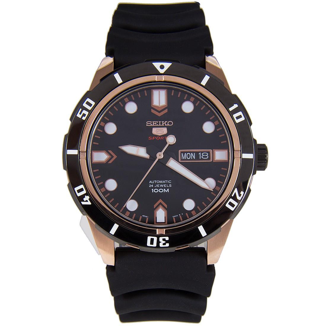 Seiko 5 Sports Automatic Watch SRP680K1