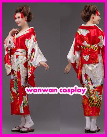 เช่าชุดแฟนซี เช่าชุดกิโมโน ชุดญี่ปุ่น ชุดยูกาตะ ชุดซามูไร ชุดประจำชาติ ชุดการ์ตูน ให้เช่าราคาถูก 094-920-9400 , 094-920-9402 Line : wanwancos
