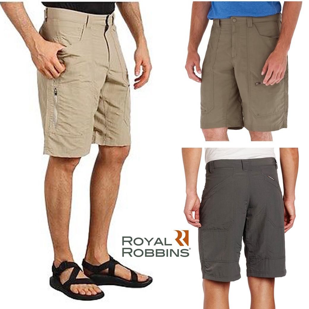 Royal Robbins Backcountry Skimmer Shorts