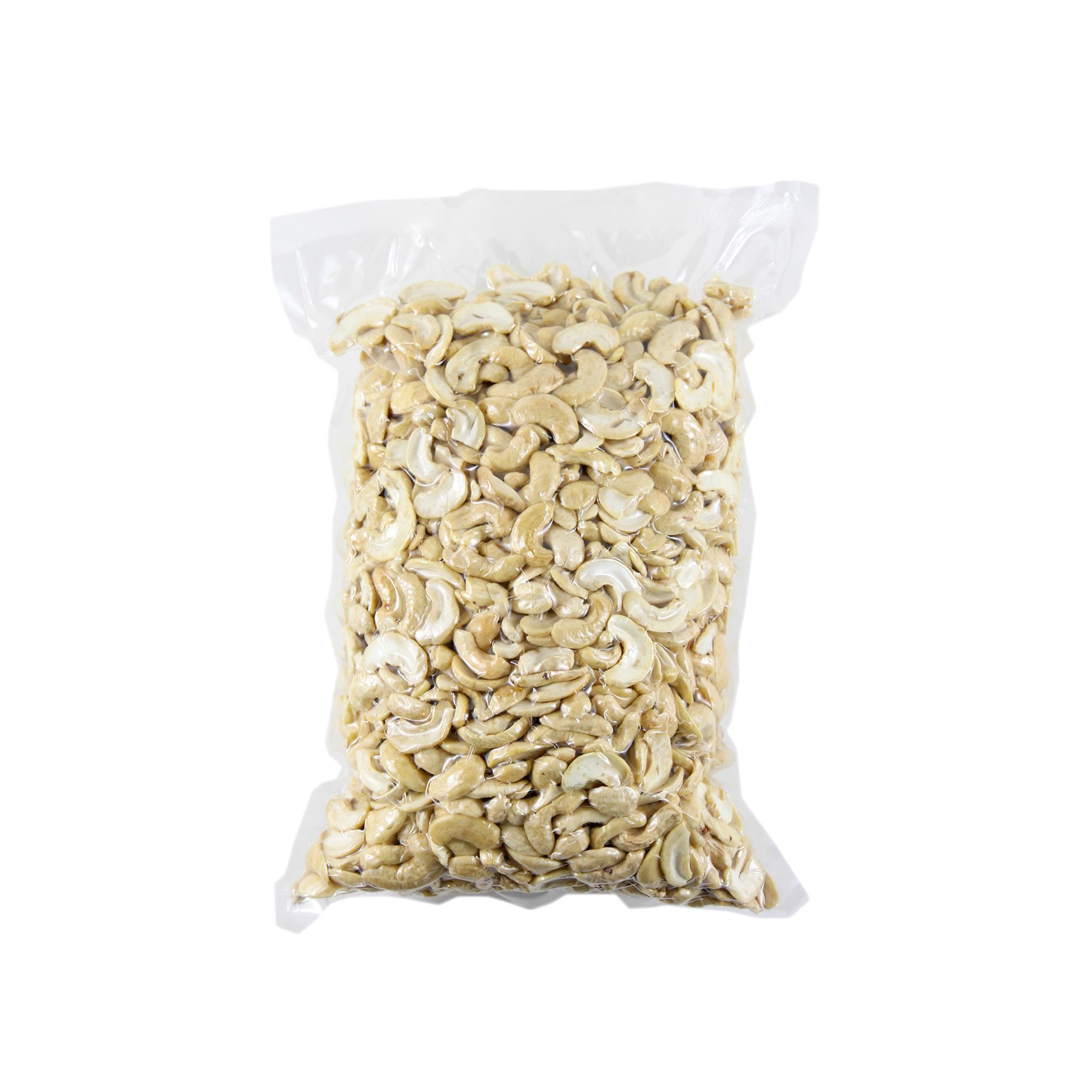 เม็ดมะม่วงหิมพานต์แบบซีก (Halves Cashew Nut ) 1 kg