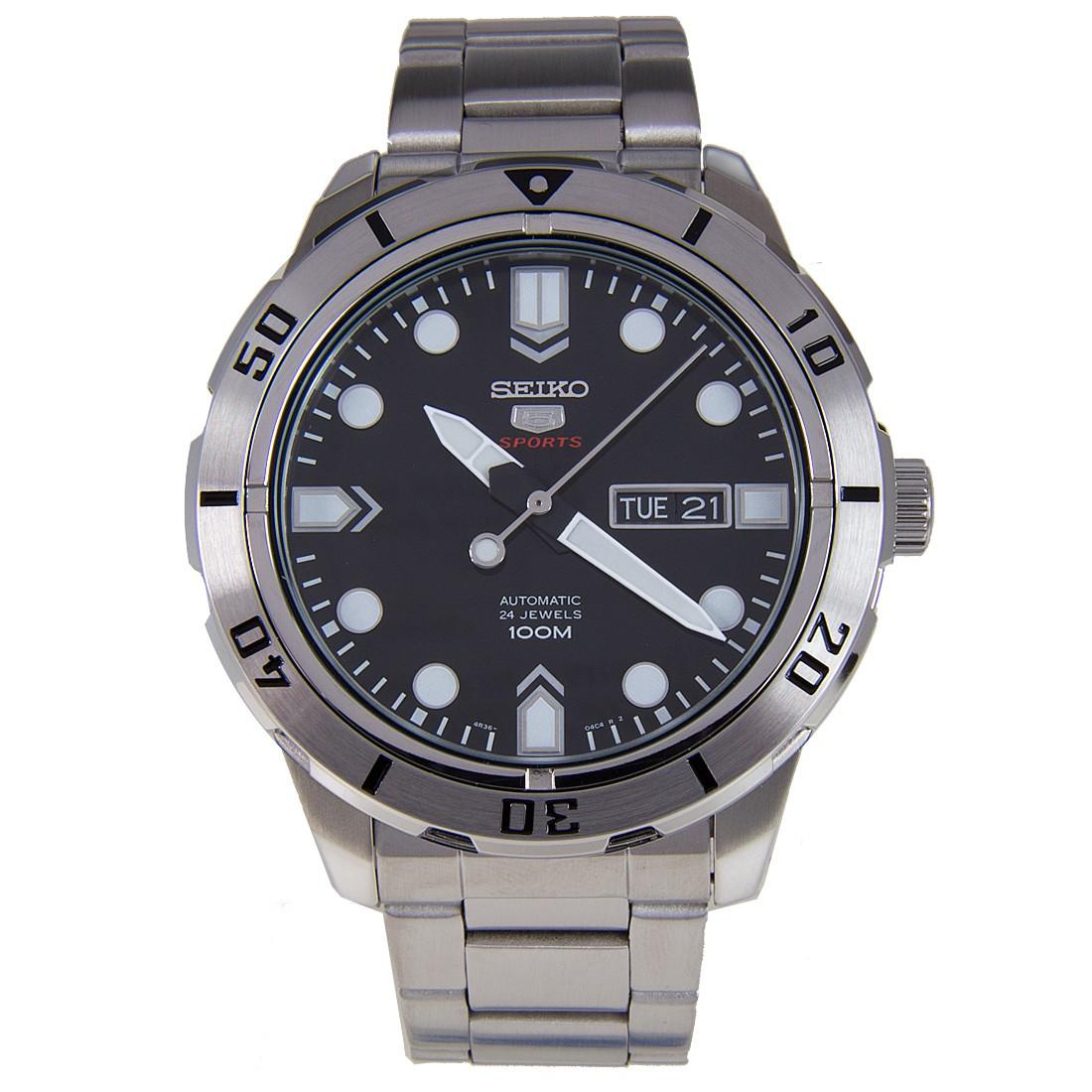 นาฬิกาผู้ชาย Seiko 5 Sports รุ่น SRP671K1 Automatic Men's Watch