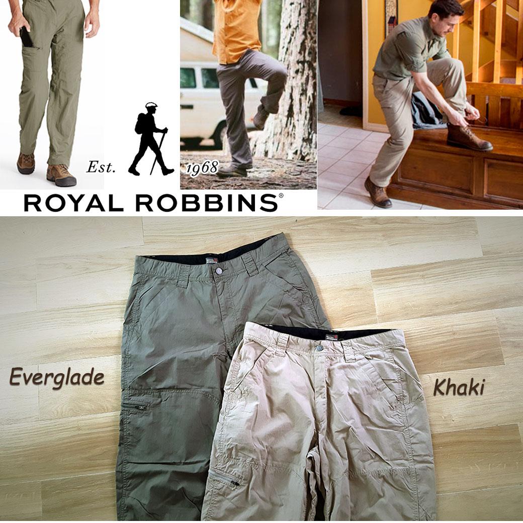 Royal Robbins Rip stop Pant
