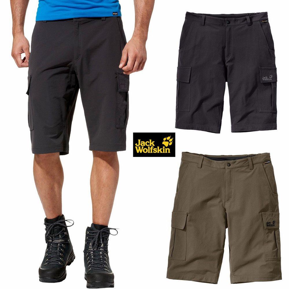 Jack Wolfskins Activate Shorts Men