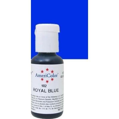 Ameri Color Royal Blue Soft Gel Paste 0.75 oz
