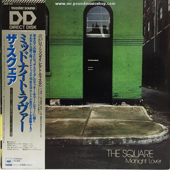 The Square - Midnight Lover