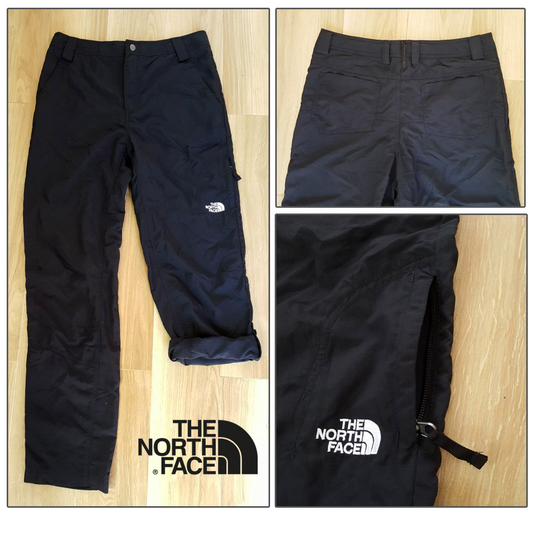 The North Face Roll up Pant