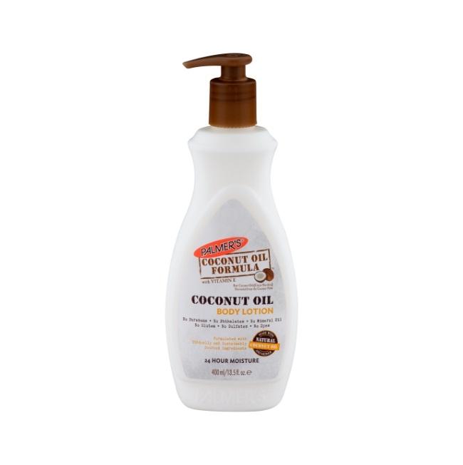 Palmer's Coconut Oil Formula Body Lotion 400 ml. ราคา 260 บาท ส่งฟรี