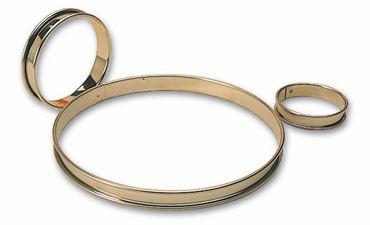 Matfer tart ring 7x1.6cm 371703
