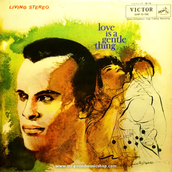Harry Belafonte - Love is A Gentle Thing