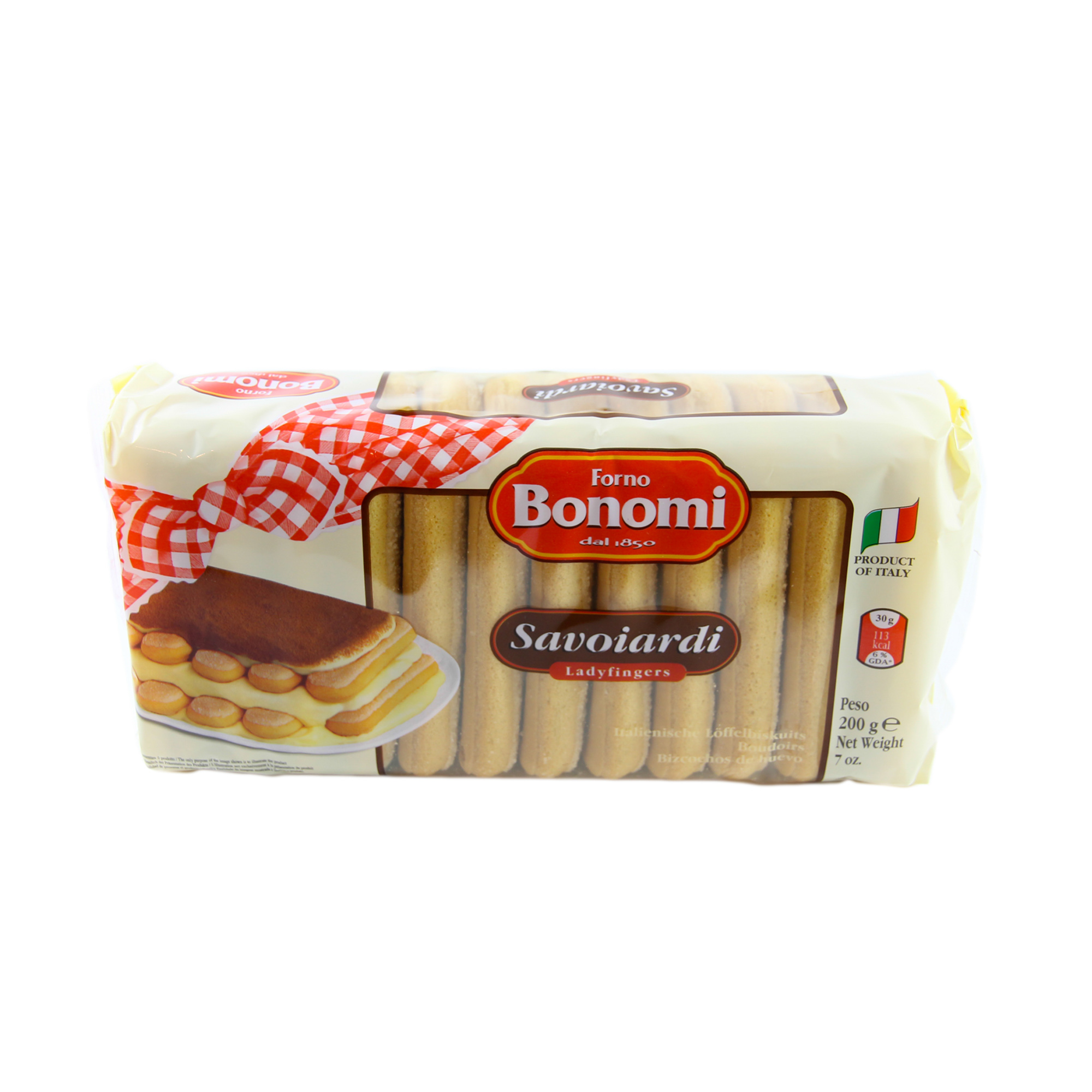 Bonomi Lady Finger 200 g