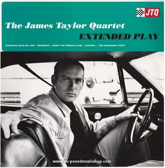 The James Taylor Quartet - Extended Play