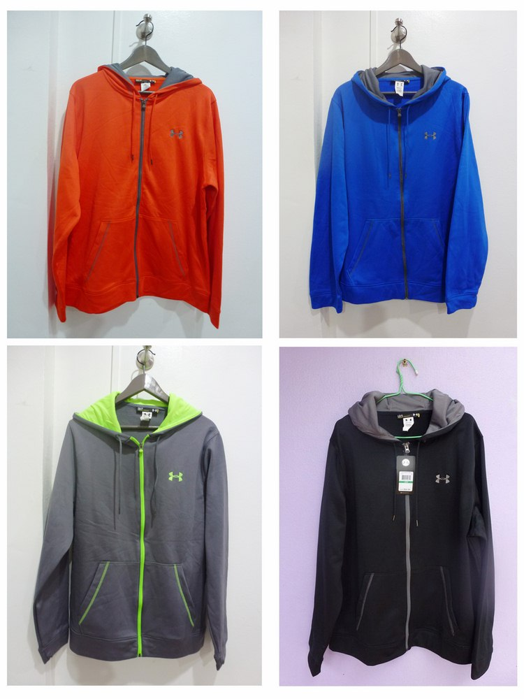 Under Armour Coldgear Jacket ( มาเพิ่ม 09-05-58)