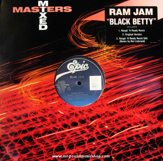 Ram Jam - Black Betty (Remix)