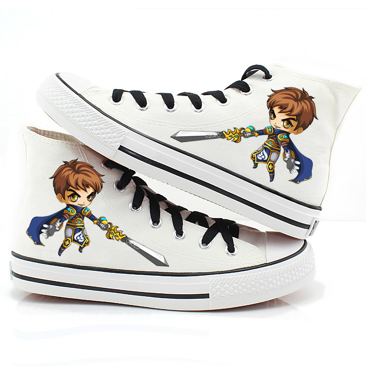 รองเท้าผ้าใบ league legends ver3