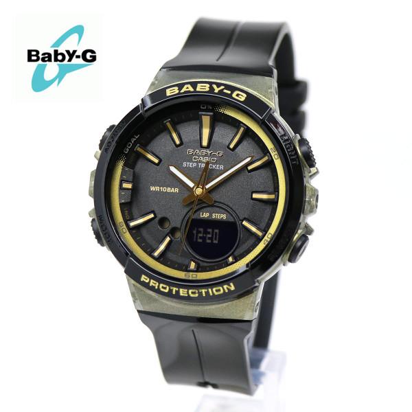 นาฬิกาผู้หญิง CASIO Baby-G รุ่น BGS-100GS-1A FOR RUNNING SERIES (ซีรีย์เพื่อนักวิ่ง)