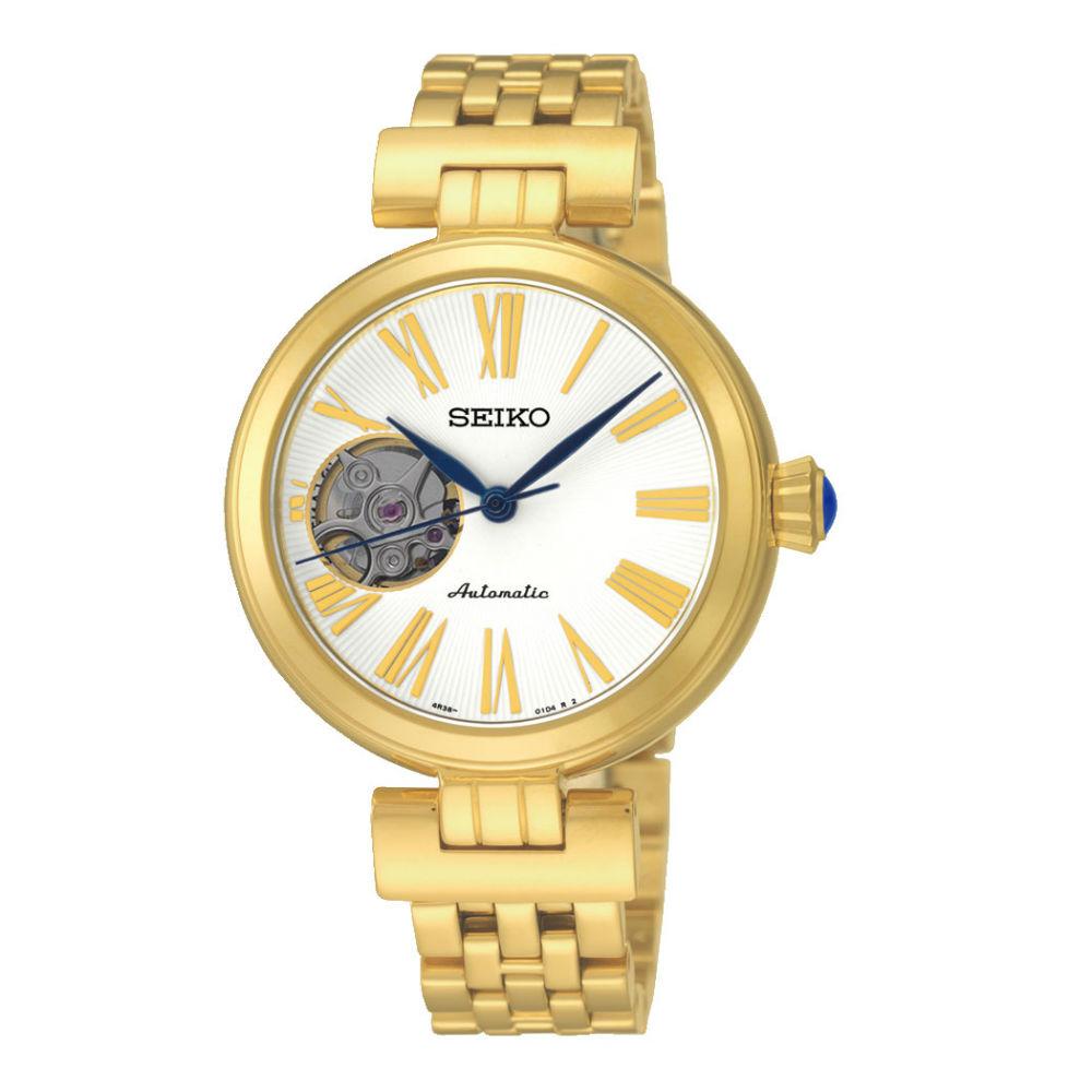 นาฬิกาผู้หญิง SEIKO Modern Lady รุ่น SSA860K1 Automatic Ladies Watch
