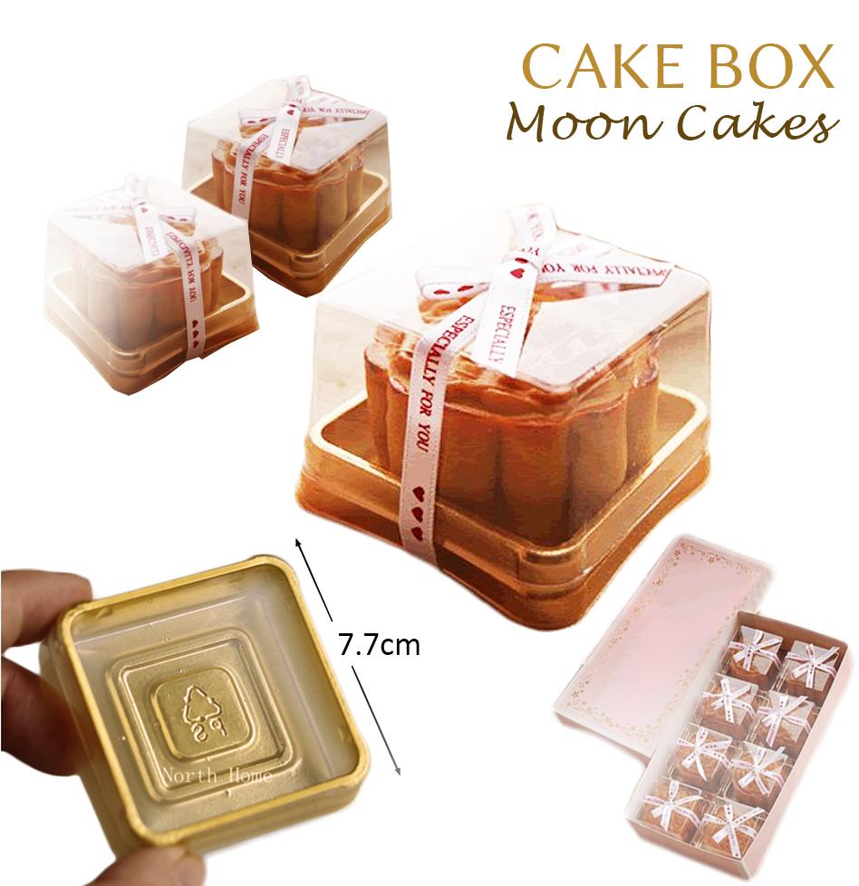 กล่องบราวนี่ / กล่องขนมไหว้พระจันทร์