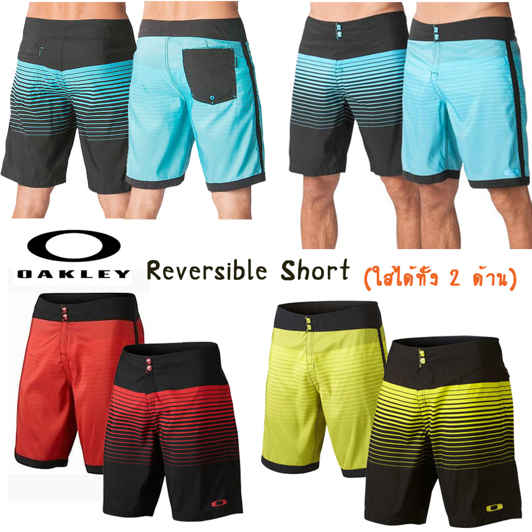 Oakley Reversible Shorts 2 in 1( New Update )