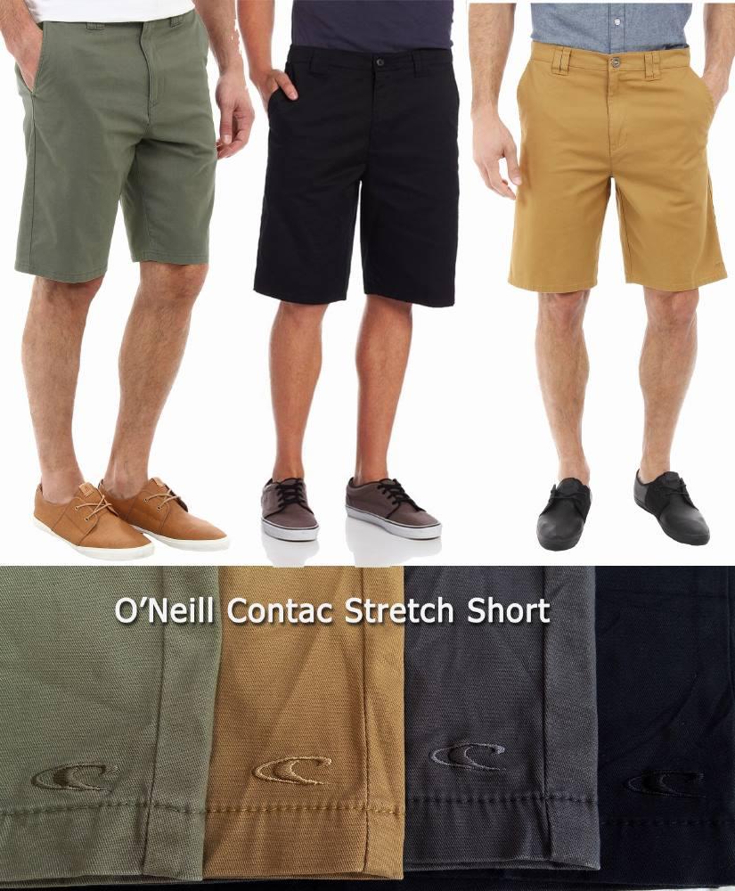 O'Neill Contact Stretch Short ( ยืดหยุ่น สบาย )