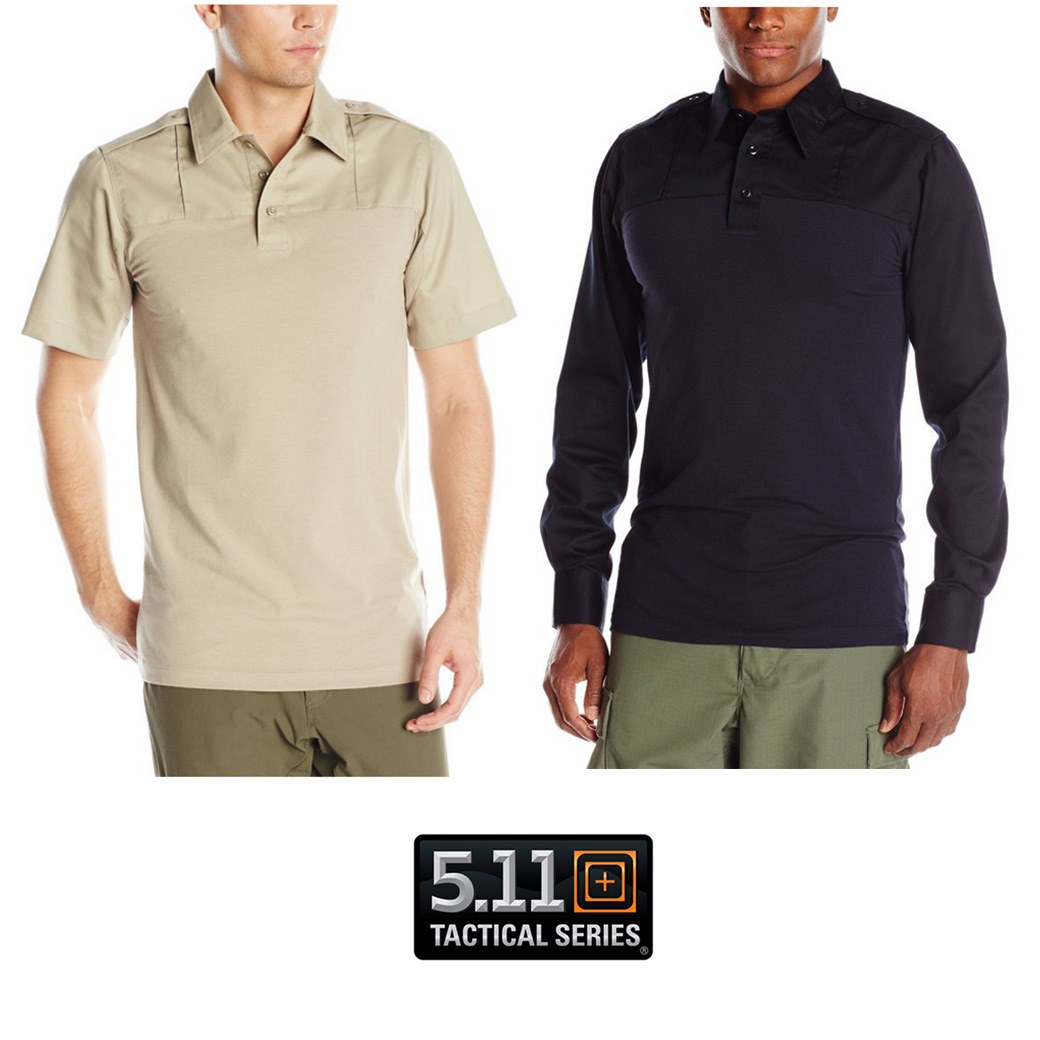 5.11 Men's Short Sleeve & Long Sleeve Pdu Rapid Shirt