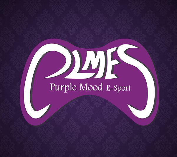 Purple mood E-Sport