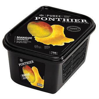 Ponthier Mango Puree 1 kg