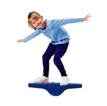 Balance Board - Seesaw กระดานหกมหัศจรรย์เสริม sensory การทรงตัวและเคลื่อนไหว - BLUE