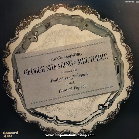 George Shearing And Mel Torme - An Evening With George Shearing And Mel Torme