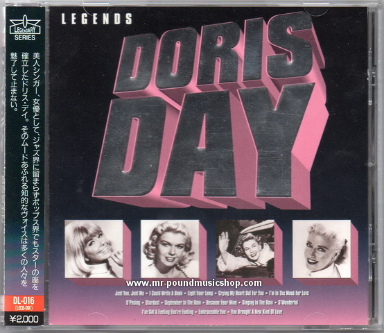 Doris Day - Legends