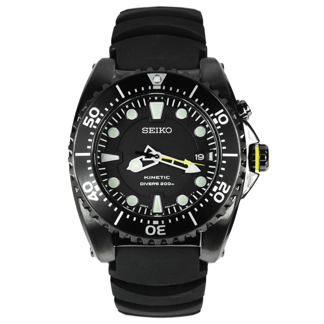 นาฬิกา SEIKO รุ่น SKA427P2 Kinetic Dive Watch