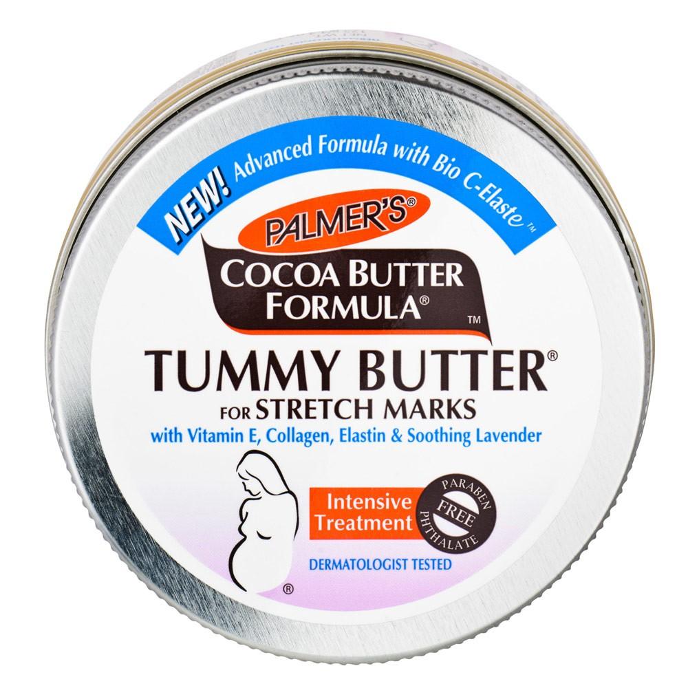 Palmer's Cocoa Butter Formula Tummy Butter for Stretch Marks 125 g. ราคา 380 บาท ส่งฟรี