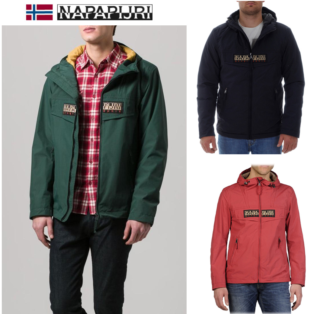 Napapijri Rainforest Full Zip Jackket