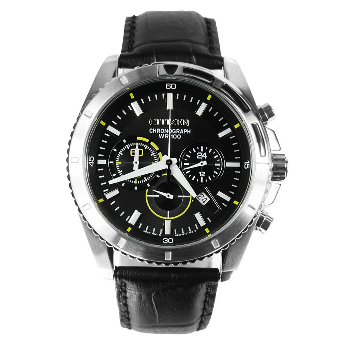 Citizen Chronograph Sports Men's Watch รุ่น AN8015-01E