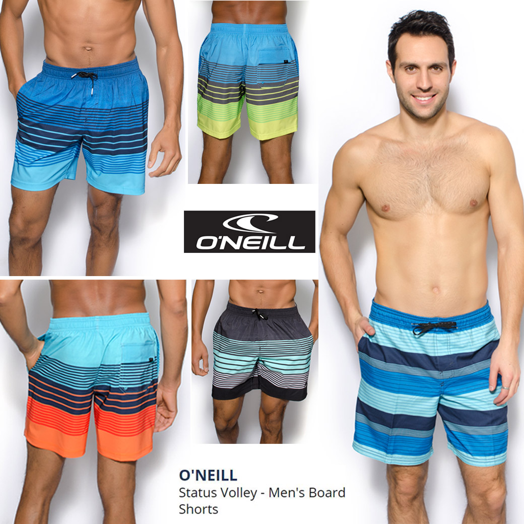 O'Neill Status Volley Shorts