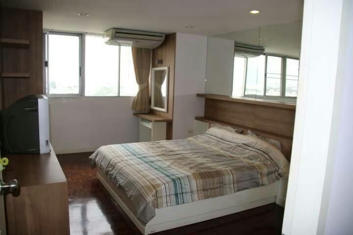 ให้เช่าคอนโด Tai Ping Towers (ไท ปิง ทาวเวอร์ส) เอกมัย 26-28 ห้องแบบ 3 ห้องนอน 2 ห้องน้ำ
