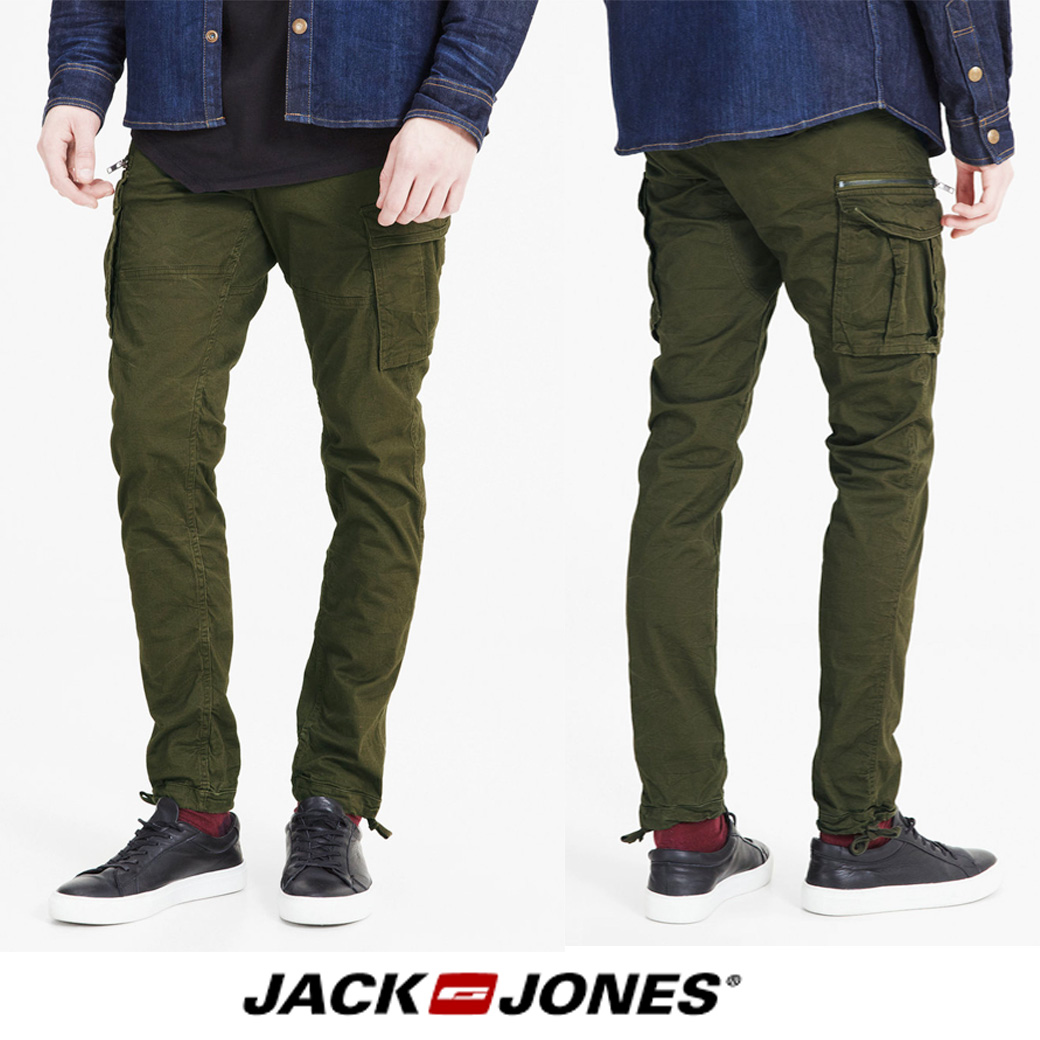 Jack & Jones Paul Chop Cargo Pant