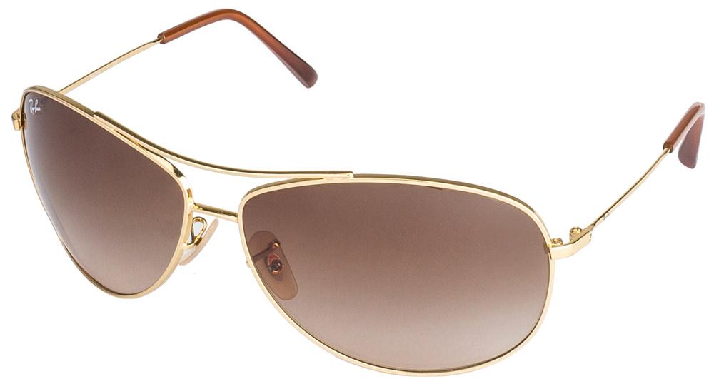 Ray-Ban RB-3454E-001-13-Size 65 Sunglasses