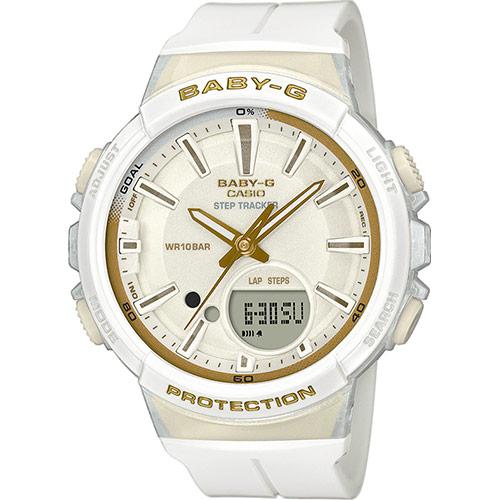 นาฬิกาผู้หญิง CASIO Baby-G รุ่น BGS-100GS-7A FOR RUNNING SERIES (ซีรีย์เพื่อนักวิ่ง)