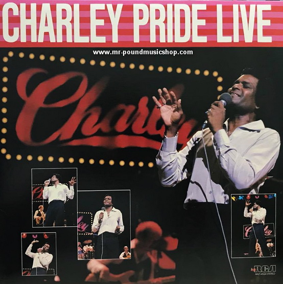Chaley Pride - Chaley Pride Live