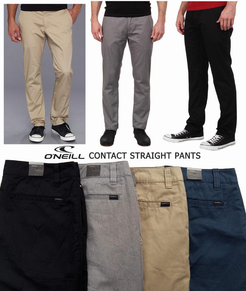 O'NEILL CONTACT STRAIGHT PANTS ( มาเพิ่ม 09-05-58 )