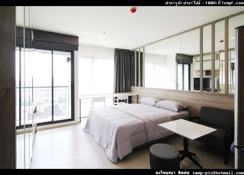 ให้เช่า Rhythm Asoke1 Fully furniture Ready to move