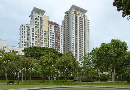 ให้เช่า คอนโด The Comeplete Rajprarop ราชปรารภตรงข้าม โรงแรม All Season ชั้นที่ 31 ตึก A พื้นที่ใช้สอย 74 ตร.ม. 2 ห้องนอน 2 ห้องน้ำ