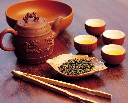 ศิลปะการชงชาอู่หลง