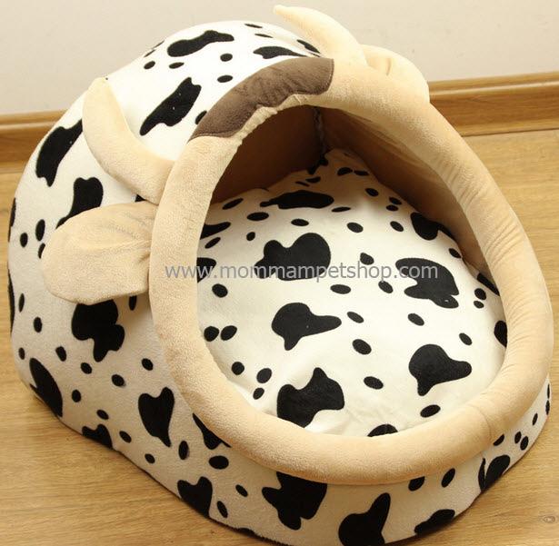 ที่นอนสุนัข ที่นอนหมา รูปสัตว์ (L)