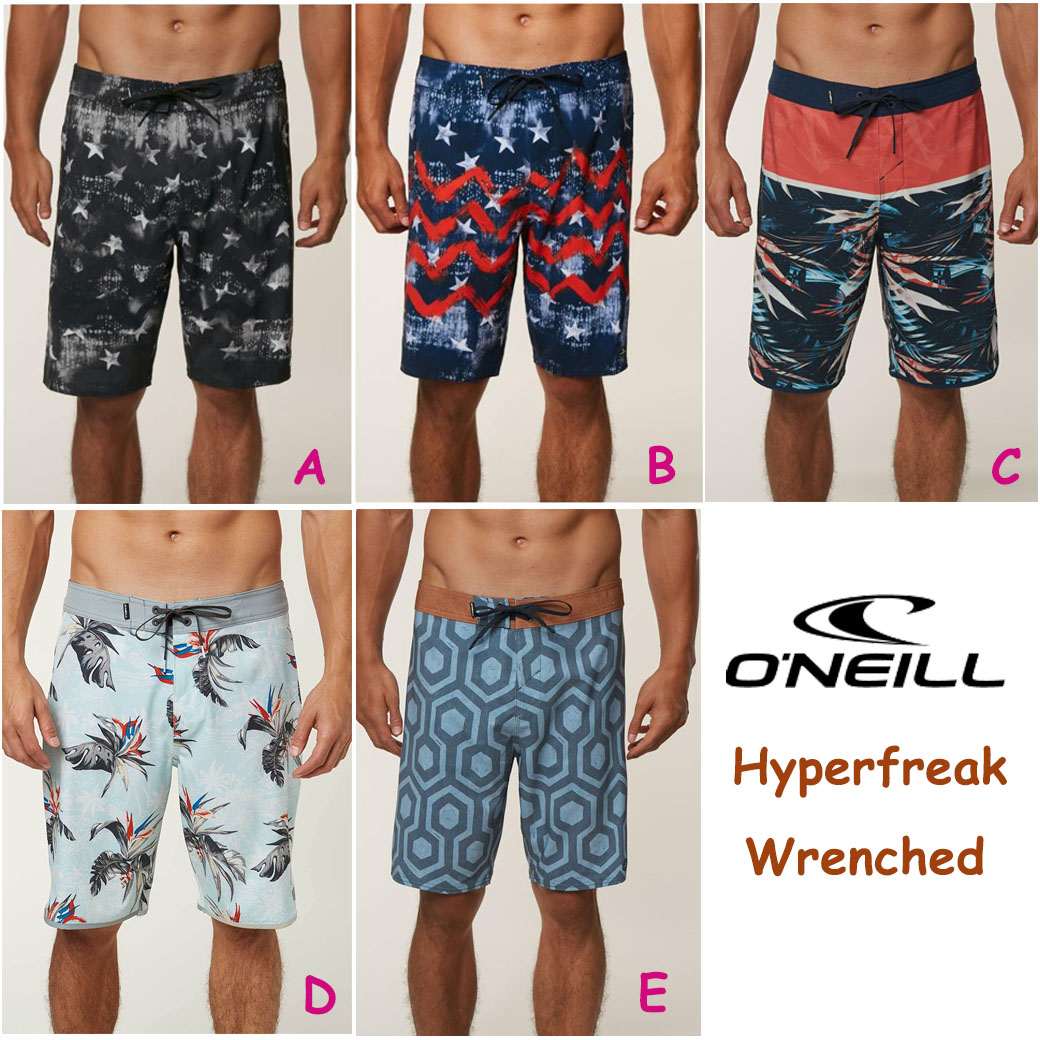 O'Neill Hyperfreak Wrenched Short