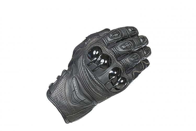 ถุงมือขับมอเตอร์ไซค์ Racer Sprint Black