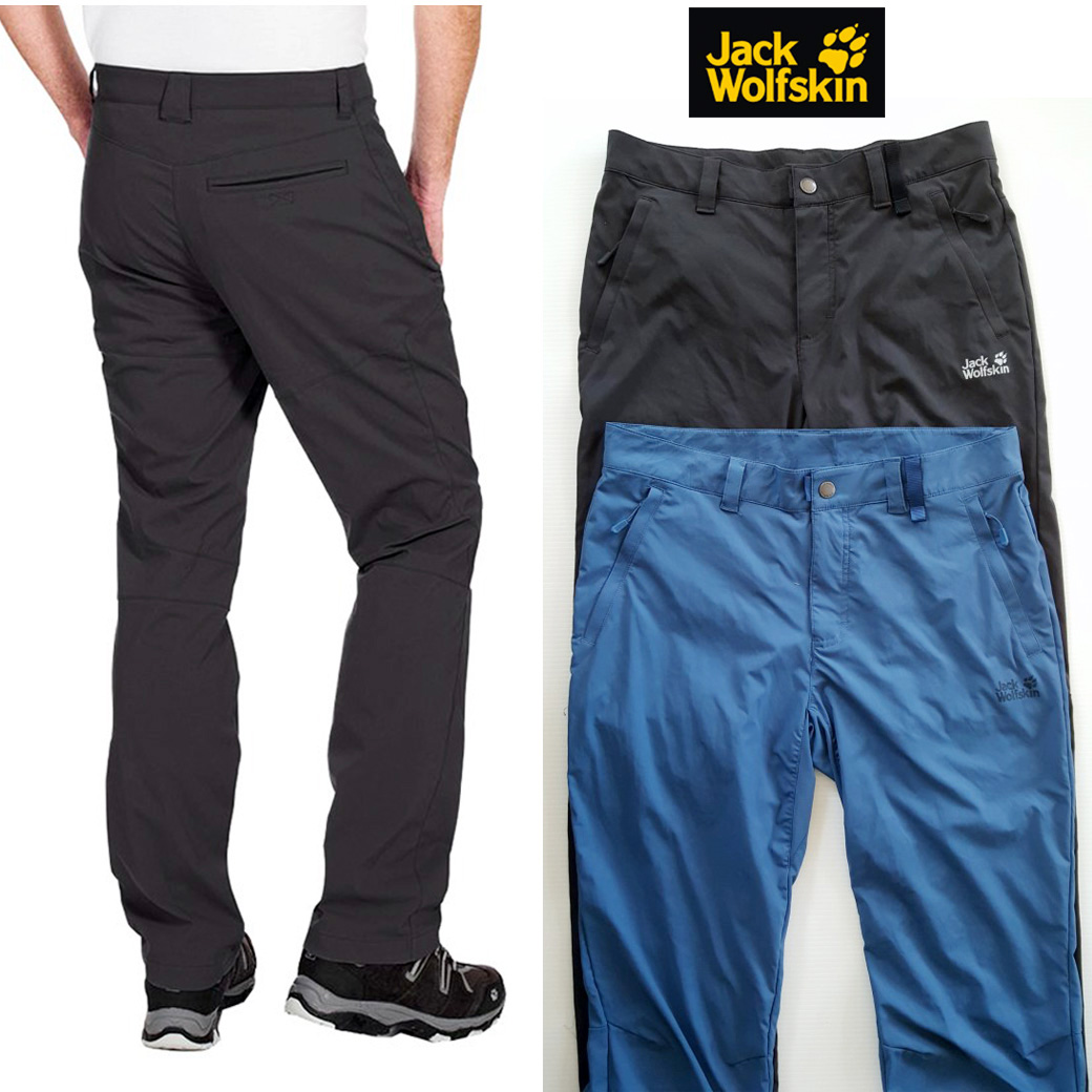 Jack Wolfskins Activate Light Flex Shield Pant